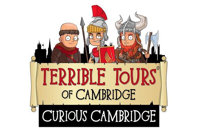 Curious Cambridge - Cambridge's Most Entertaining History Tour