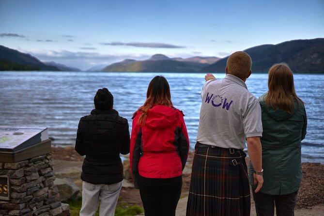 The Big Four Tour - Glenfinnan, Glencoe, Ben Nevis and Loch Ness