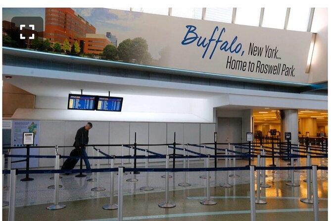 Private Transfer from Buffalo NY to Toronto