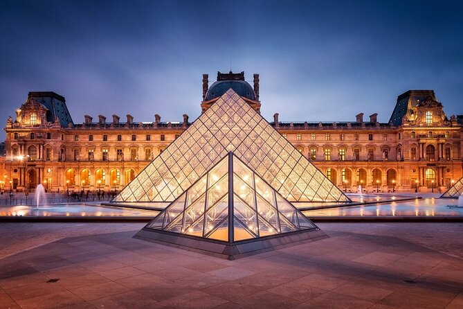 Louvre By Night Visit Experience