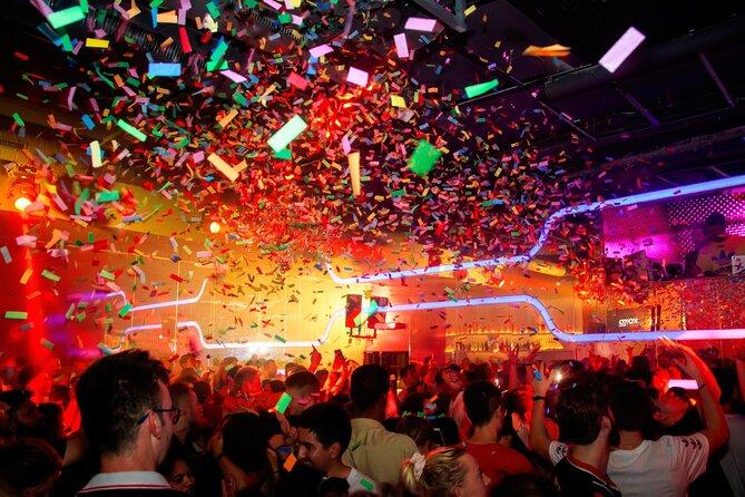 Night Bars Tour in Seville (Pub Crawl)