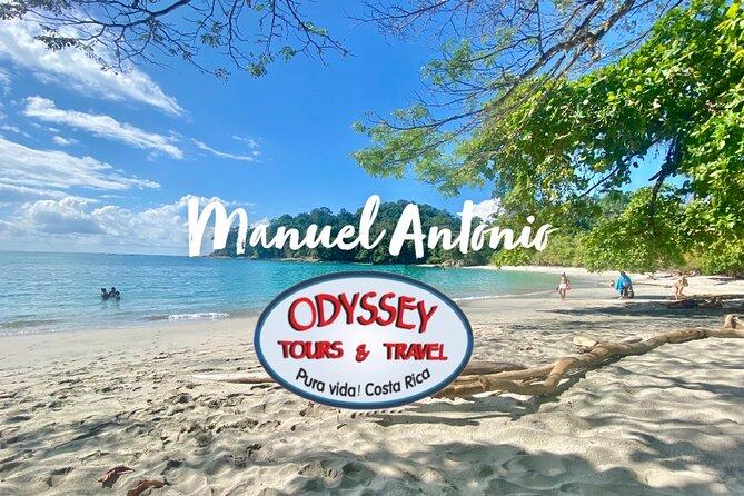Manuel Antonio rain forest and beach day tour