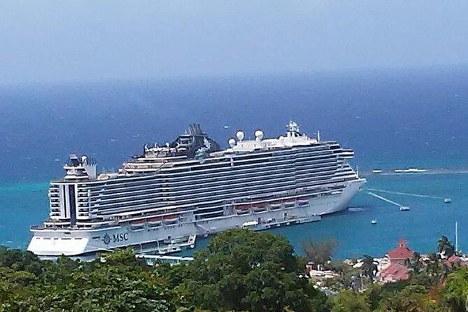 """Jamaica Shore Excursions: """"Montego Bay. Falmouth. Ocho Rios"""""""