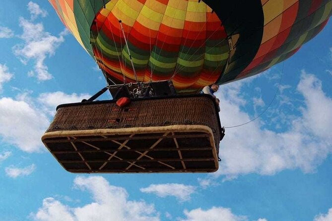 Sunrise Hot Air Balloon Tour from Luxor