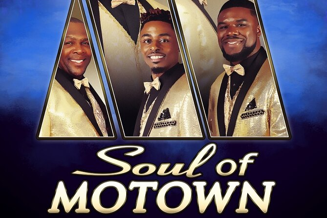 Soul of Motown at Grand Majestic Theater