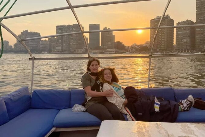 Felucca Sailing trip on the Nile in Cairo