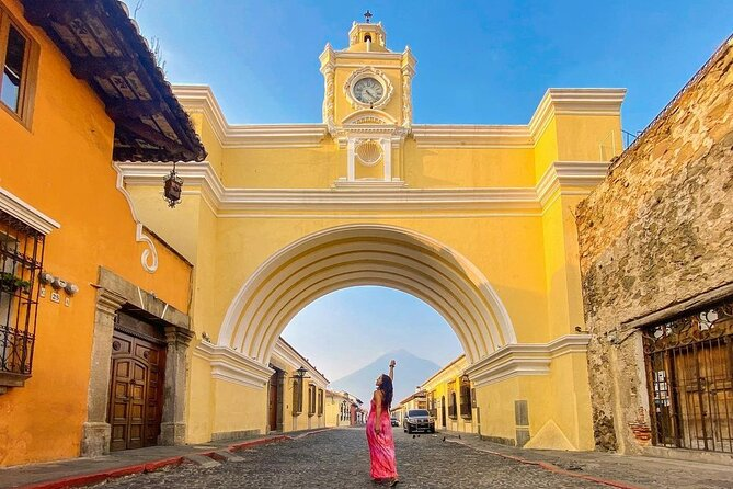 3-Day Private Circuit in Colonial and Modern Guatemala