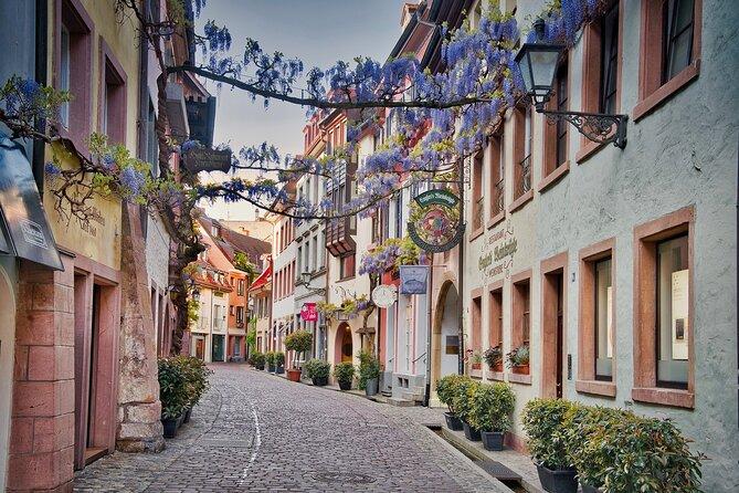 Tour in Italian in Freiburg im Breisgau