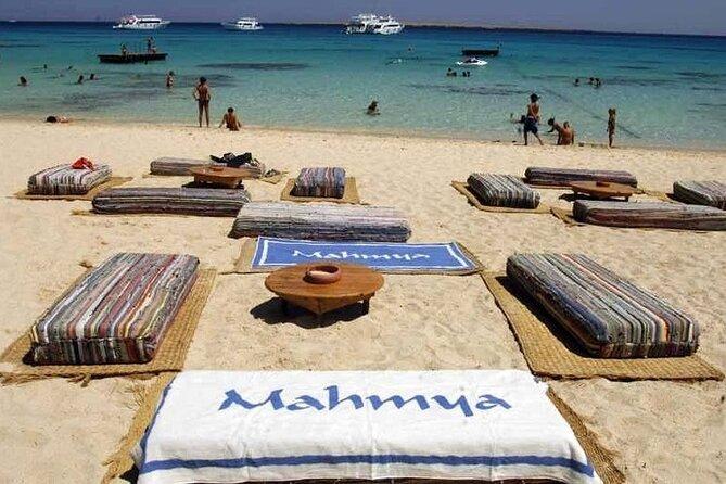 Mahmya Island Snorkeling trip from Hurghada Egypt red sea