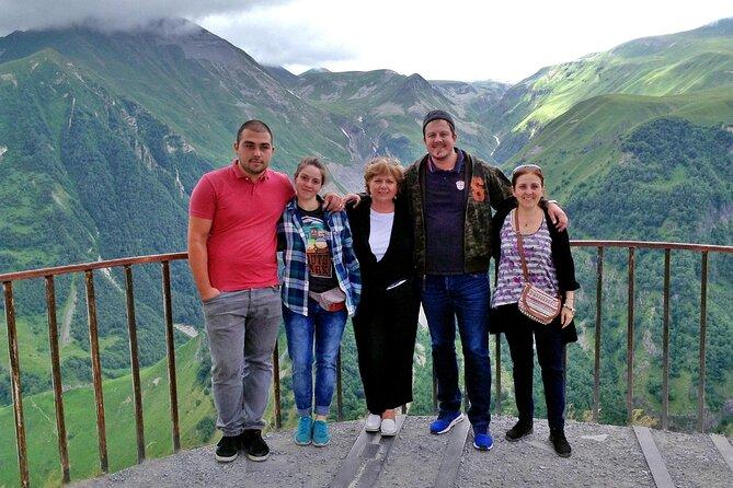 Day trip in Kazbegi
