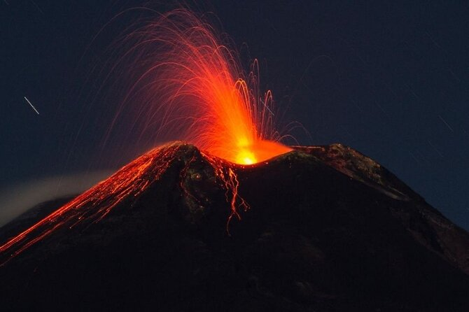 Full-Day Self-Guided Tour in Etna Nord and Alcantara Gorges