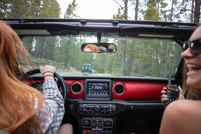 The Only YOU-DRIVE Jeep Experience in Colorado