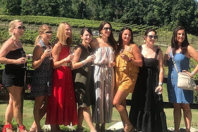 Private Wine Tasting Tour of Three Vineyards