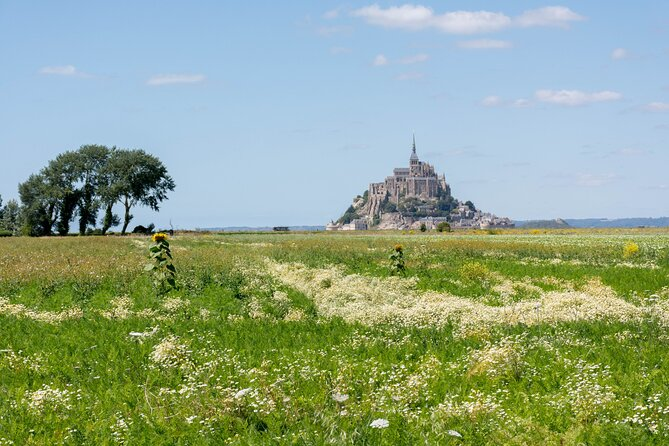 Mont-Saint-Michel's Heritage with treats from Le Havre/Rouen