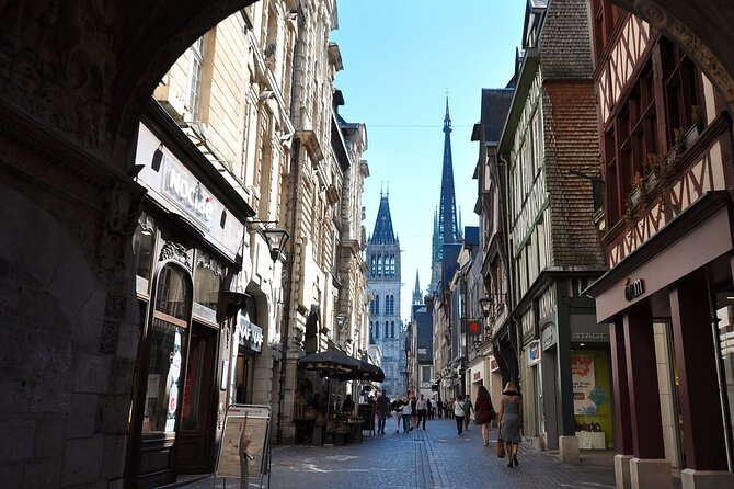 Rouen and Normandy's Beer Heritage from Le Havre/Rouen
