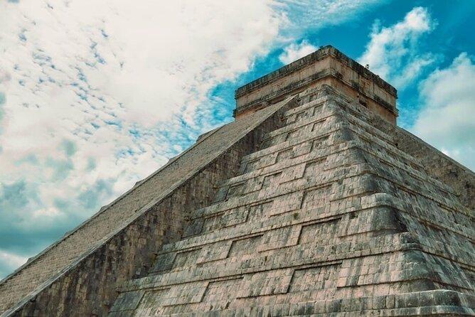 Ultimate Chichen-Itza Cenote Swim & Valladolid from Cancun