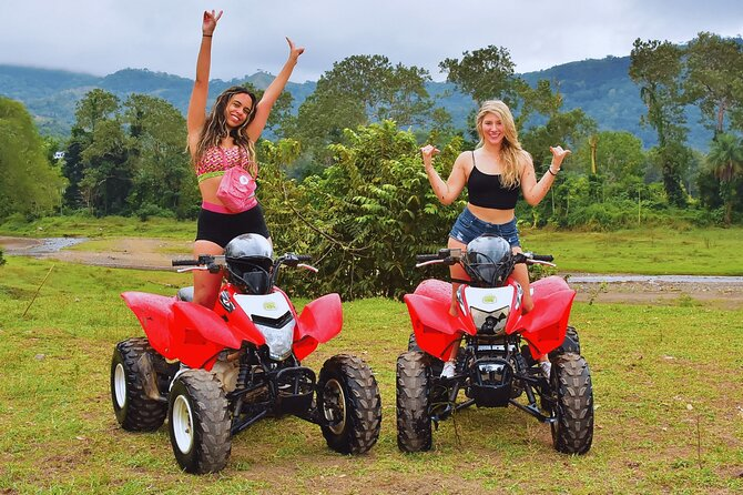 Canopy / Zipline + 2hrs ATV Adventure Tour NOW available from San Jose