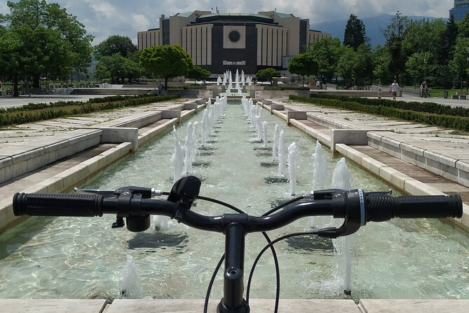Small-Group City Bike Tour in Sofia