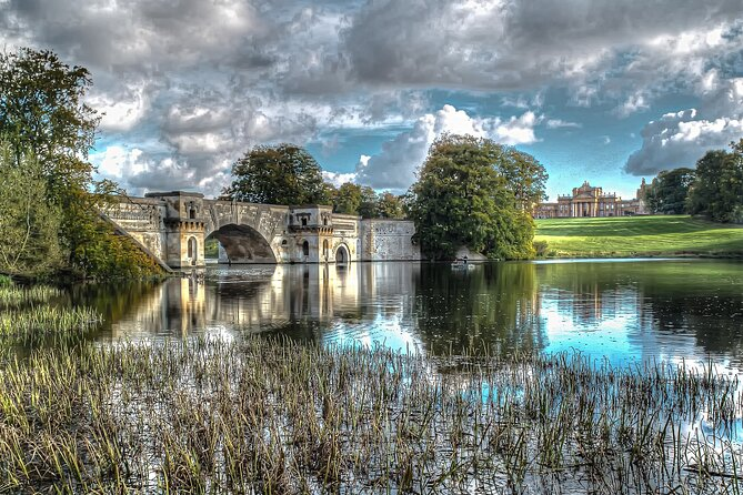 Self-guided Scavenger Hunt Tour - Blenheim Palace (1 Day Private)