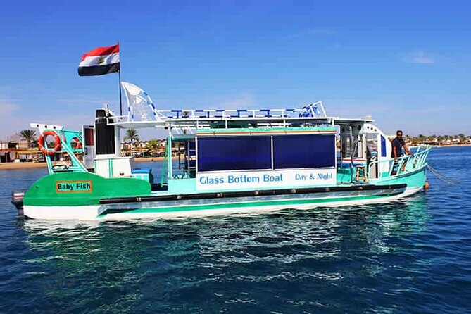 Glass Boat Trip from Dahab
