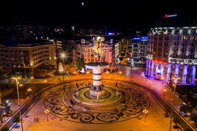 Skopje Like a Local: Customized Private Tour