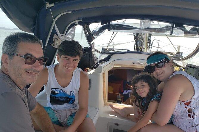 Sailboat trip in Florianopolis