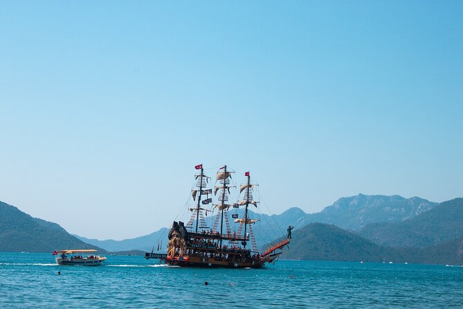 Marmaris Pirate Boat Trip with Lunch