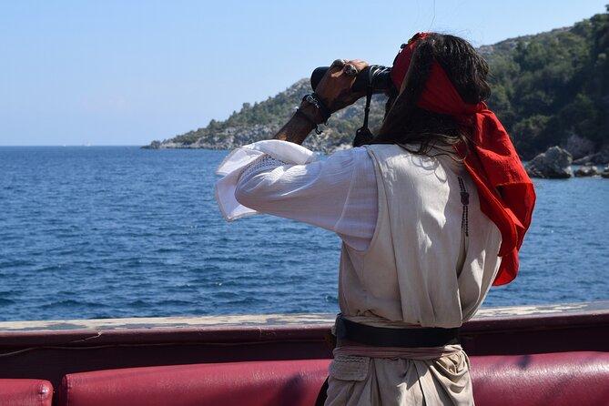 Pirate Boat Trip from Bodrum