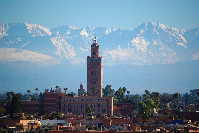 Agadir Day trip to Marrakech