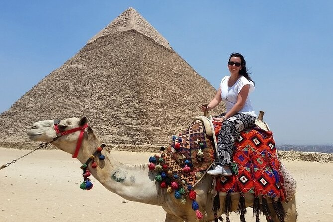 Private tour to Cairo and Giza from Safaga