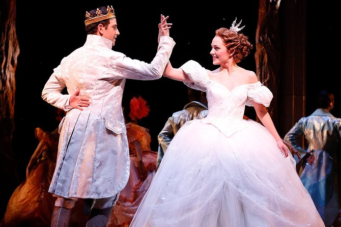 Admission to Musical Cinderella in Sydney