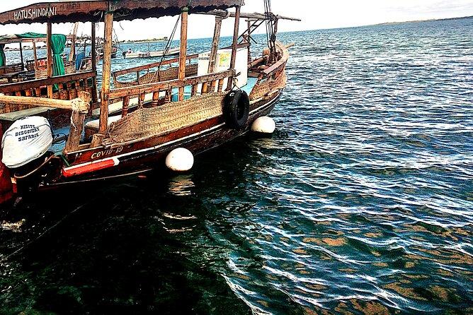 1 day wasini island ( Kisite Marine park)