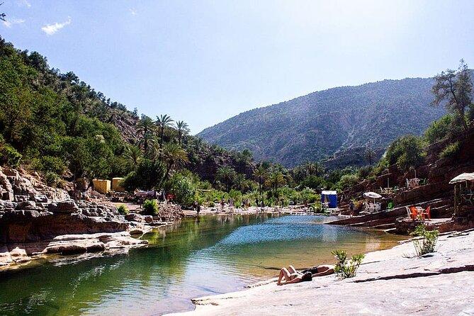 Agadir Day Trip to Paradise Valley