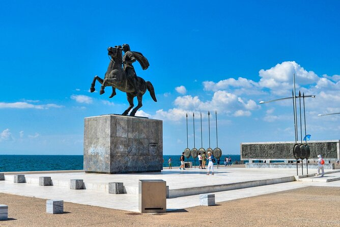 Thessaloniki Highlights Private Walking Tour