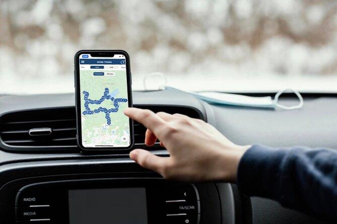 Yellowstone National Park Self Driving Audio Tour