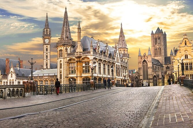 Private Highlights of Gent Historical Tour