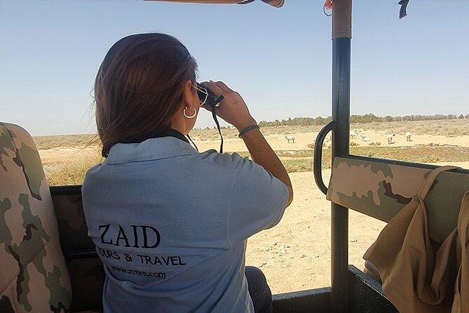 Private Tour Desert Castles Eastern Jordan with Shaumari Wildlife &Azraq Wetland