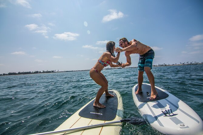 Stand Up Paddle Boarding in Agadir