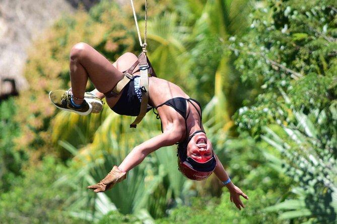 Tulum Zipline and ATV Jungle Adventure