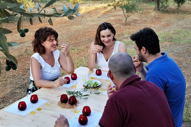 Olive Garden Walking Tour & Olive Oil Tasting in Kalentzi - Day trip from Athens