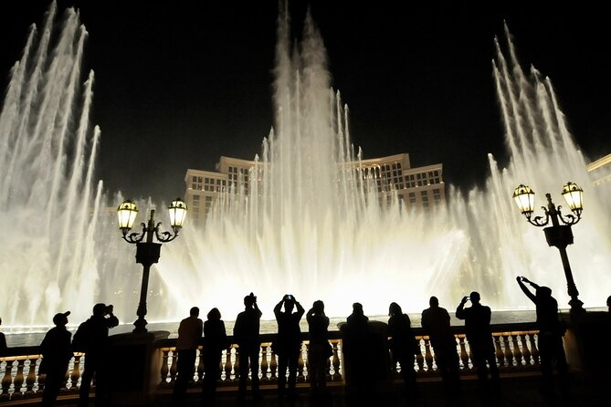 Las Vegas Strip Center Tour with Locals