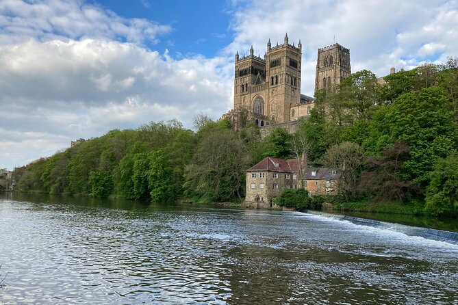 Self-Guided GPS Audio Tour to Durham's Landmarks and Legends