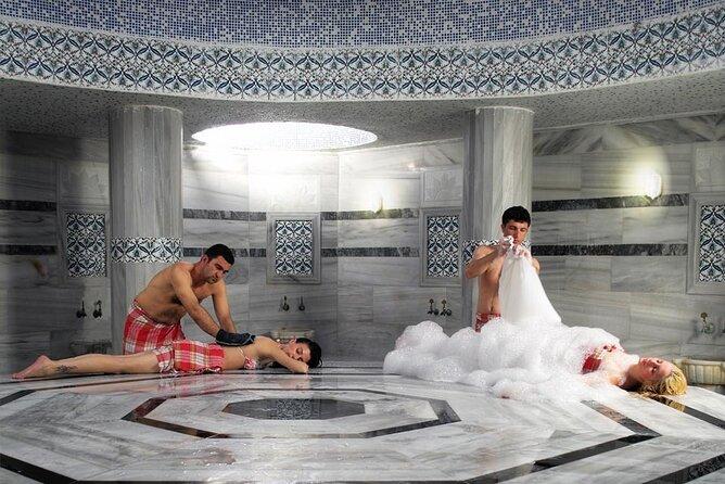 Turkish Bath - Hamam Experience in Kusadasi