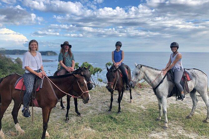 JUNGLE AND BEACH TOUR HORSEBACK RIDING - 2h 1/2