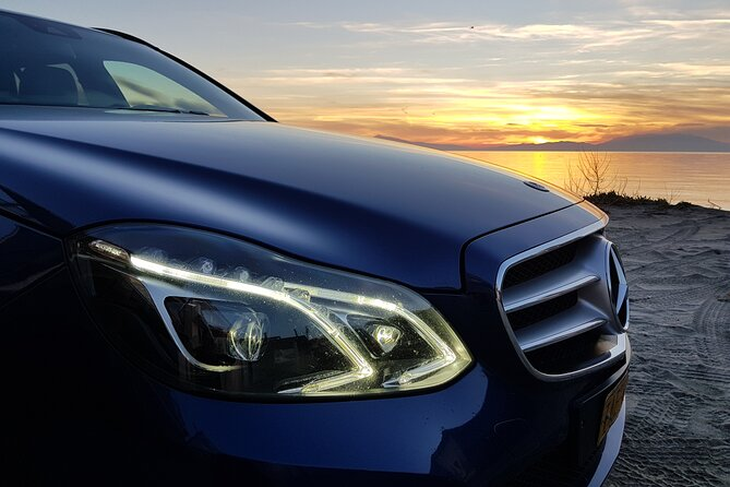 Thessaloniki Airport to Alia Palace Hotel Private Transfer