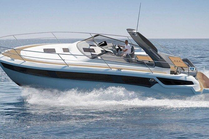 Private charter boat Mallorca - BAVARIA S36 SPORT OPEN (2020)