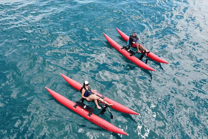 Water Bike Tour in Maui