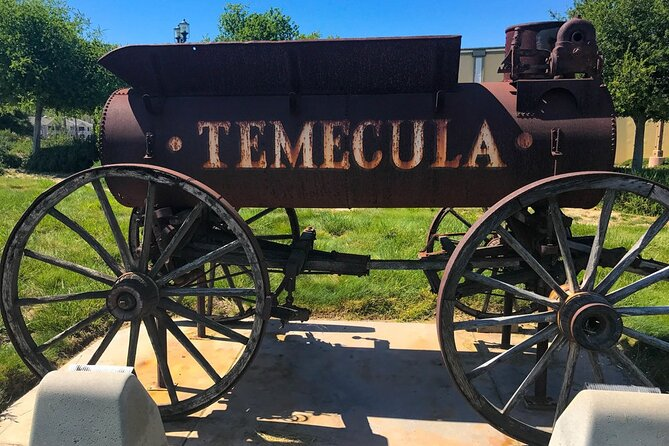 Temecula Wine Country 7 Hours Private Day Trip.