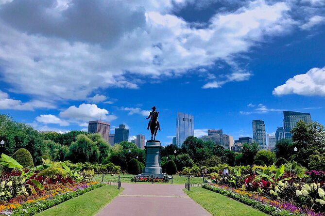 History + Photo Walking Tour of Boston's Must-See Attractions (Small Group)