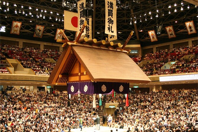 Edo Tokyo & Japanese Culture Tour with Nationally Licensed Guide
